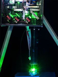 L.I..F.E Laser in Aktion