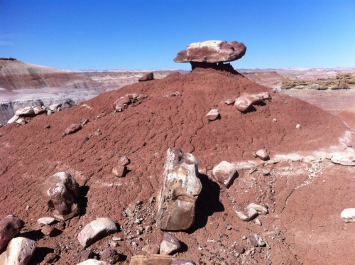 WSW 2013 Mission to Mars: MDRS Commander's Report Day 2 (5 Oct)