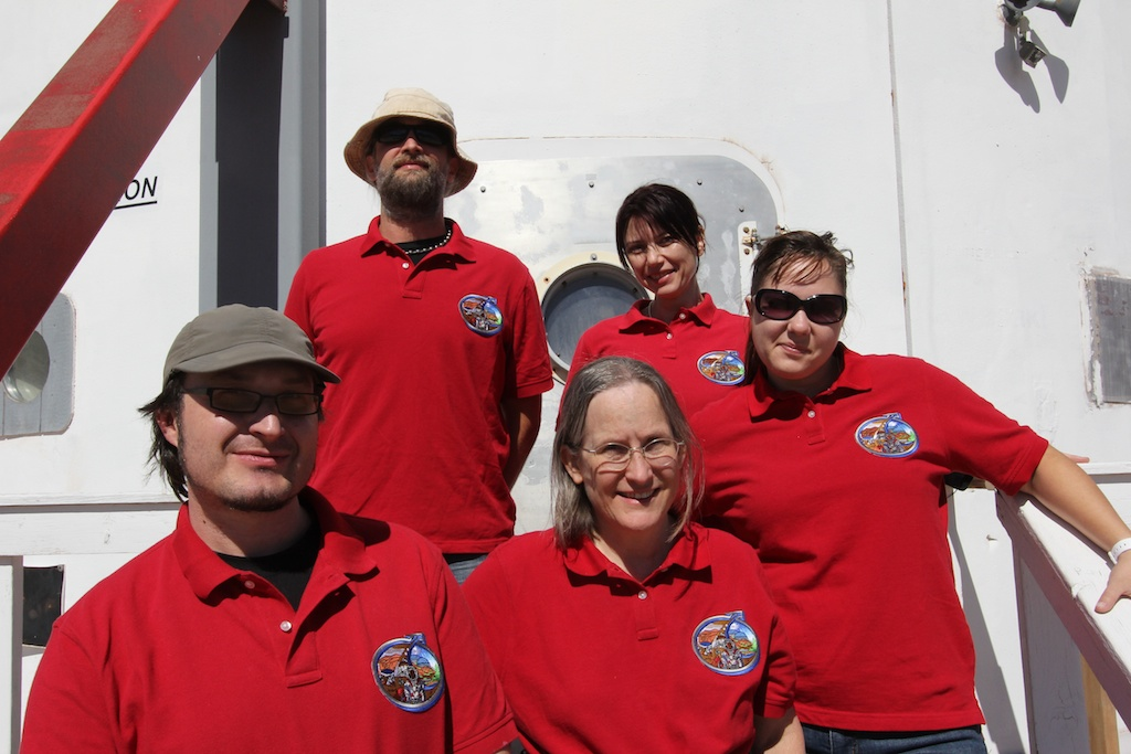 WSW 2013 Mission to Mars: MDRS Commander's Report Day 3 (6 Oct)