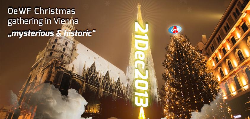 ÖWF Weihnachtsfeier Wien, 21. Dez 2013