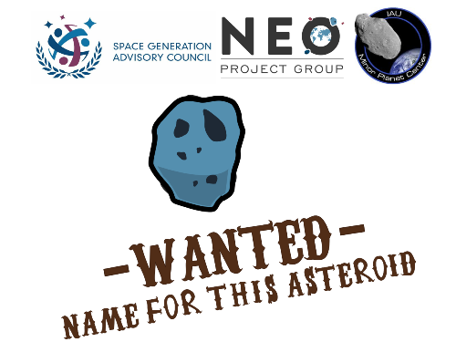 Name an asteroid