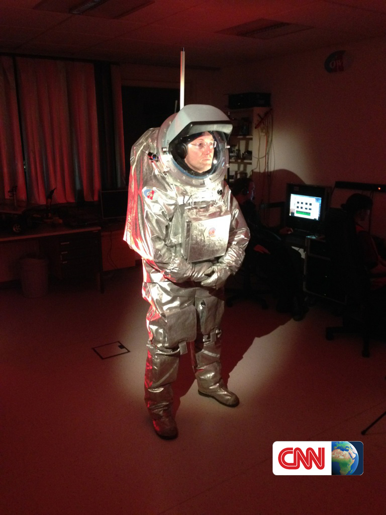 "The OeWF Spacesuit lab on CNNs ""Make.Create.Innovate."""