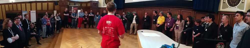 SpaceUpVienna – First SpaceUp Conference in Austria
