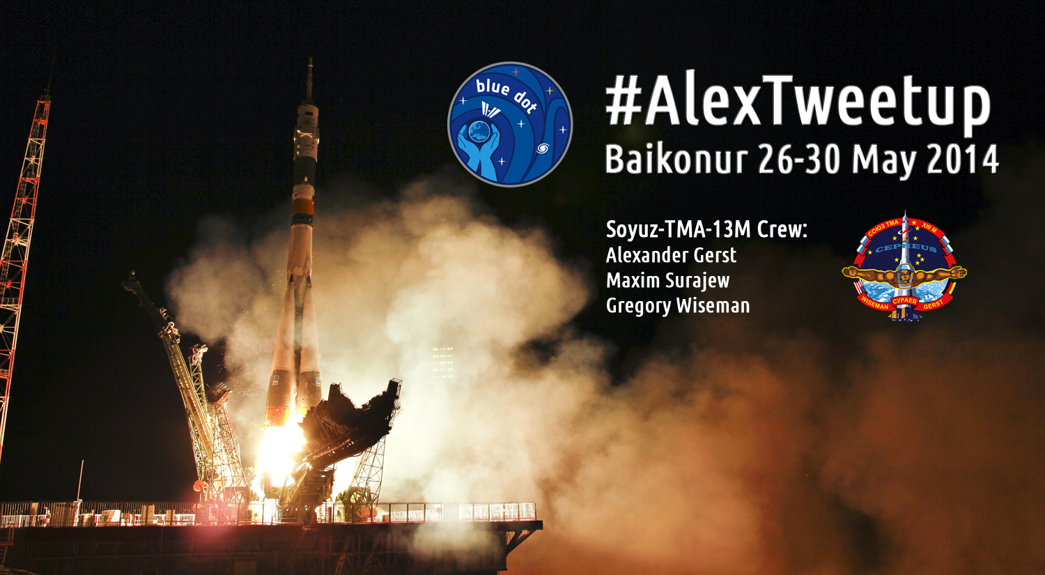 #AlexTweetup: Now it's getting real