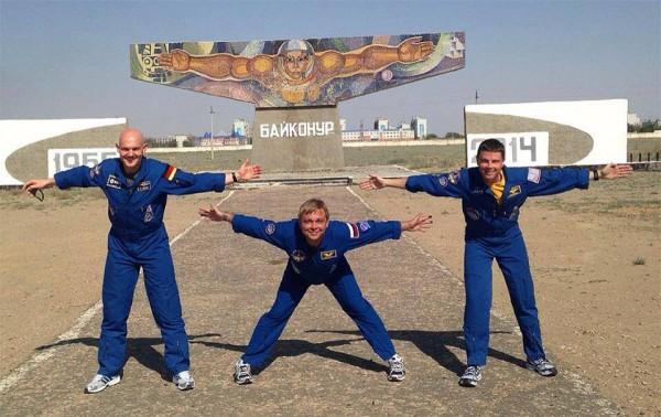Soyuz TMA 13 M Crew