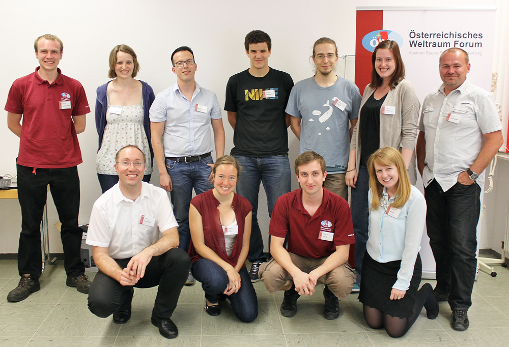 First 2-day Spacesuit Design Course held in Innsbruck