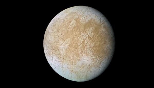 Mond Europa (c) NASA