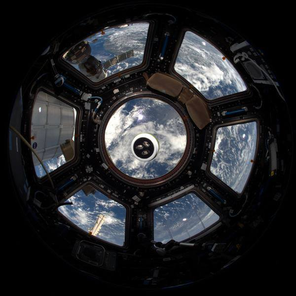 TiuTerra Crystals in orbit: a photo proof :-)
