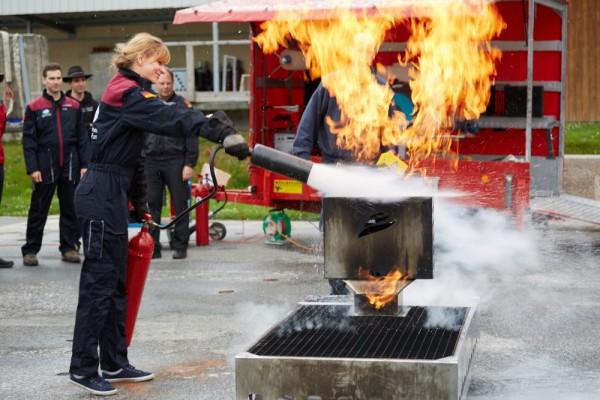 Fire Fighting training (c) OeWF (Paul Santek)