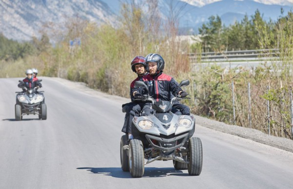 ATV / Quad bike Training (c) OeWF (Paul Santek)