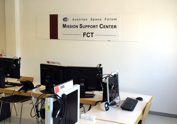 Mission Support Center Banner