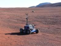 'Bridget' ExoMars test Rover