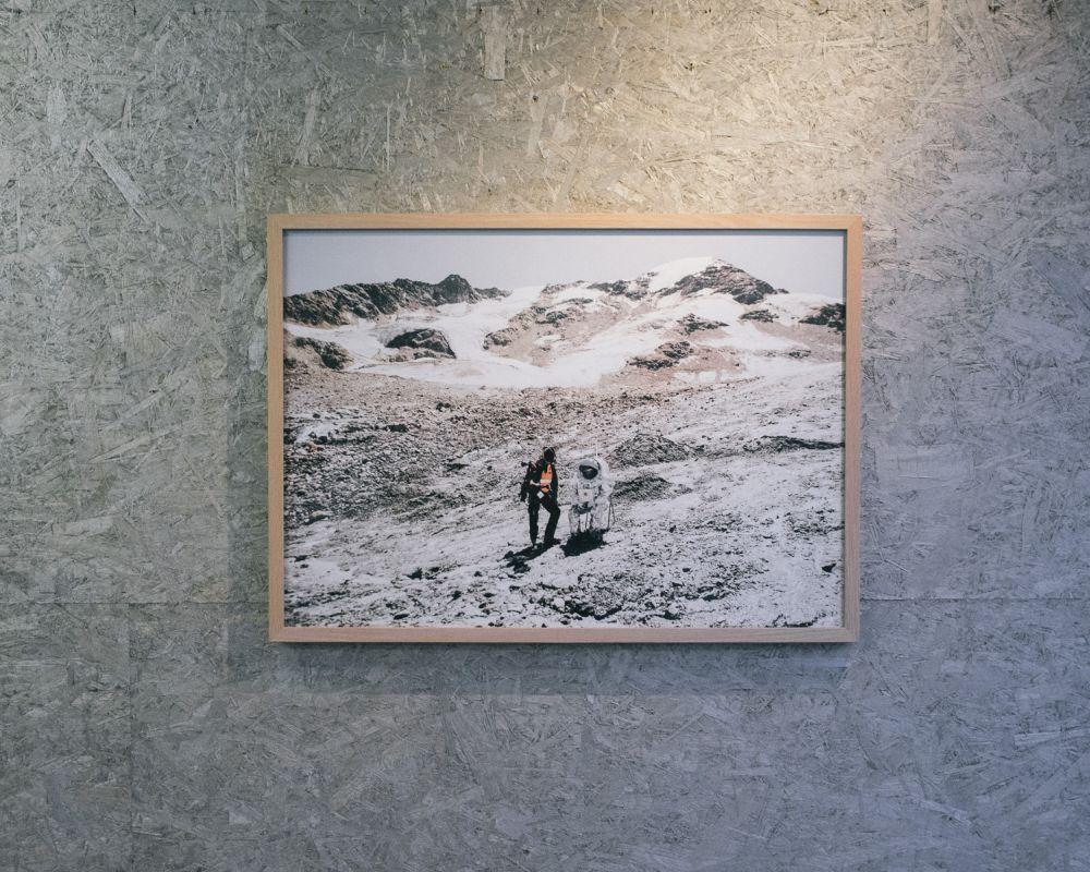 Wissenschaft trifft Kunst – Fotoausstellung mit Analog-Astronauten