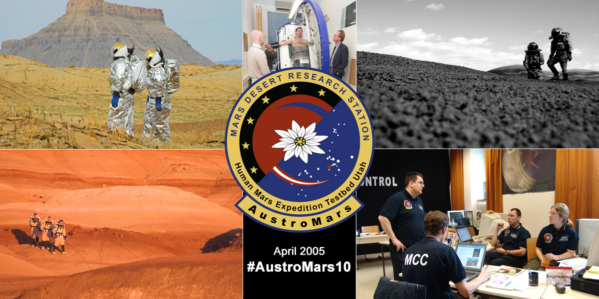Anniversary – 10 years of AustroMars, Part 1