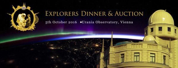 Dinner & Auction visuals