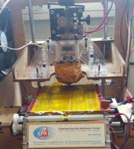 Der 3D-Drucker (c) ÖWF