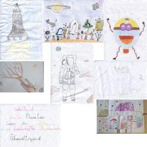Zeichnungen & Gedichte NMS Telfs