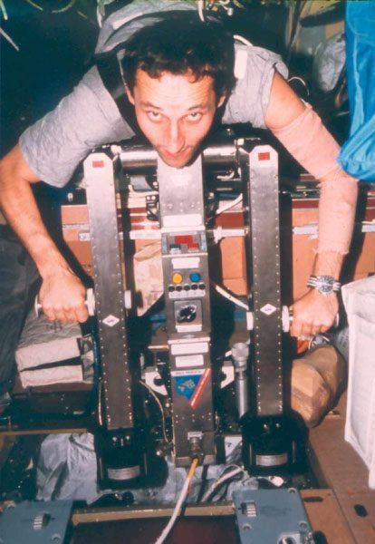 MOTOMIR Ergometer (c) Austromir.at