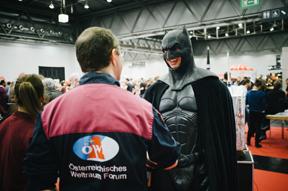 Vienna Comic Con: Wenn Wissenschaft auf Fiction trifft