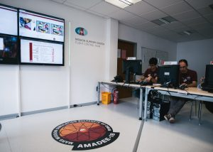 Mission Support Center (c) OeWF (Florian Voggeneder)