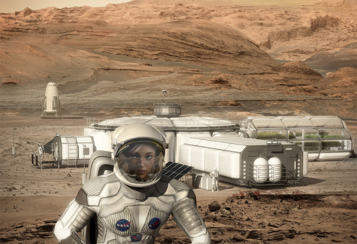 Humans to Mars Report 2018 released