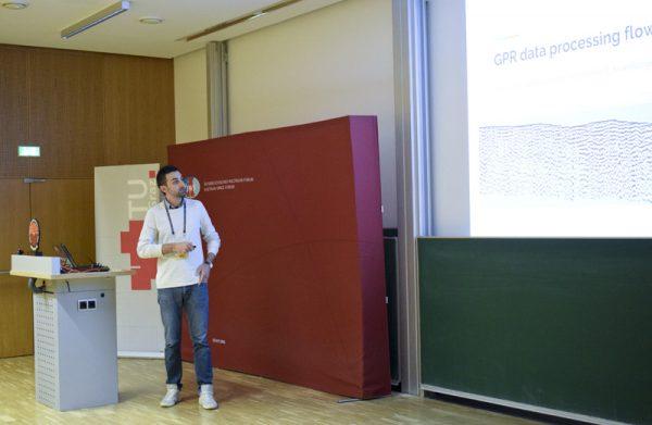 Maurizio Ercoli (Univ. di Perugia) von ScanMars