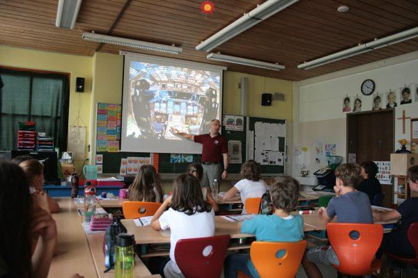Vortrag Dr. Gernot Grömer (c) VS Barwies