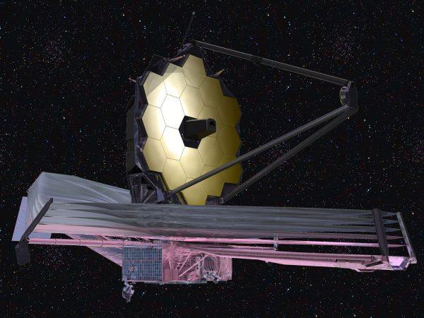 James Web Weltraumteleskop