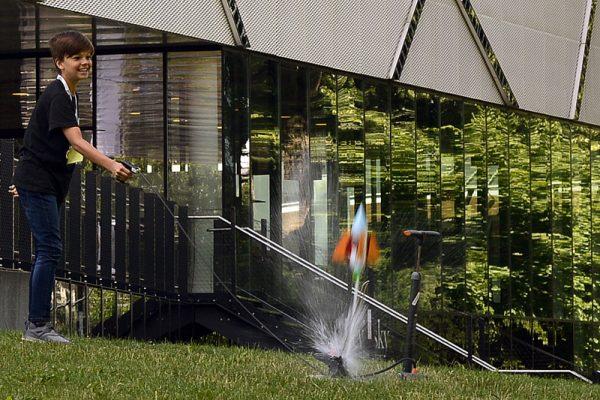Lift-Off (c) ÖWF/RIC-GmbH (Gerhard Grömer, Sarah Poppenreiter)