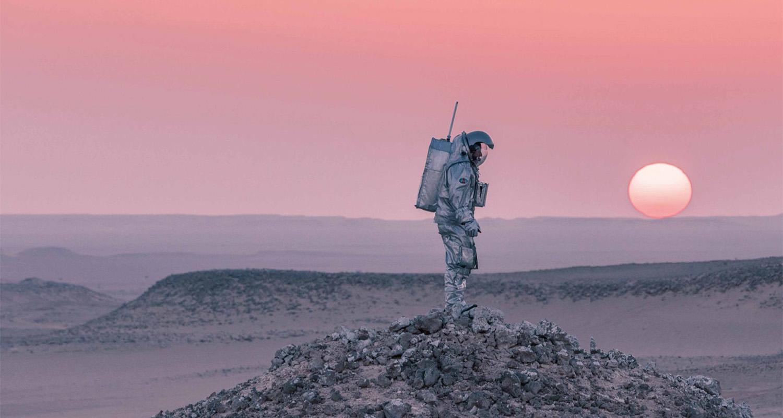 AMADEE-18 sunset (c) OeWF (Florian Voggeneder)