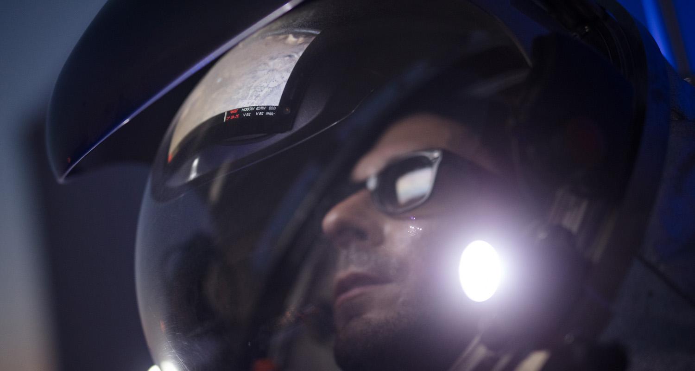 Analog astronaut Joao Lousada (c) OeWF (Florian Voggeneder)