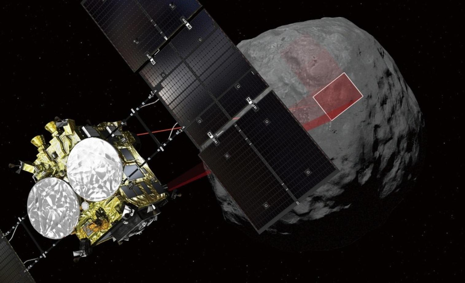 Mission Hayabusa 2 – Vorbereitung der MASCOT-Landung