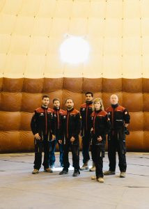 AMADEE-18 analog astronauts (c) OeWF (Florian Voggeneder)
