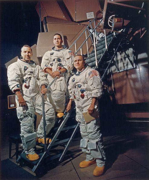Apollo 8 – Die Rückkehr zur Erde
