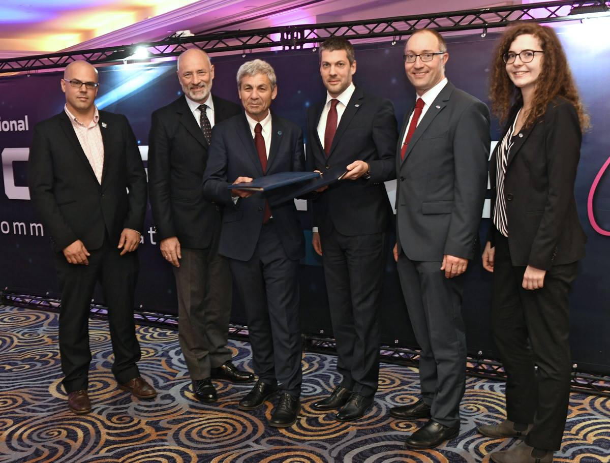 Austrian Space Forum and Israel Space Agency sign Memorandum of Understanding for Mars Analog Mission AMADEE-20