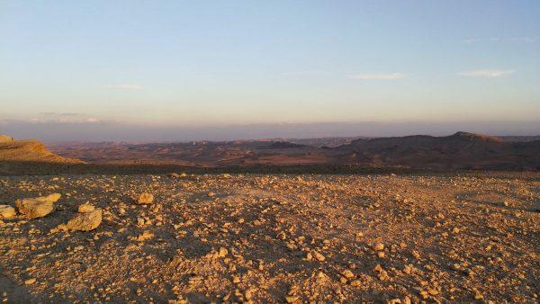 AMADEE-20 Testgelände in Israel