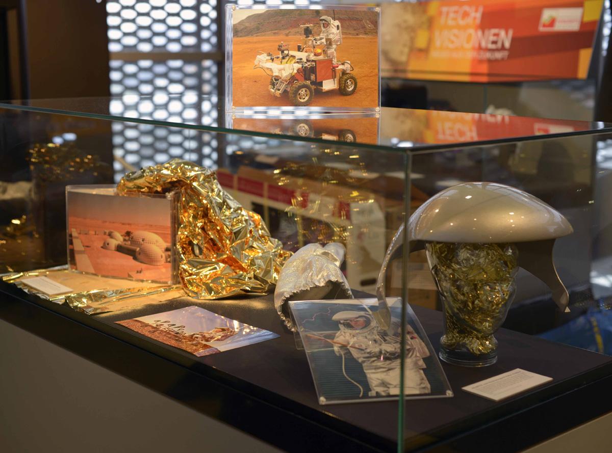 ÖWF Hardware im Schlossmuseum Linz zu sehen
