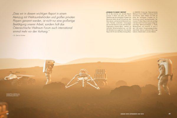 "Magazin ""Austronaut"" von Philip Töpfl und Sebastian Vallant (c) NDU/Töpfl & Vallant"