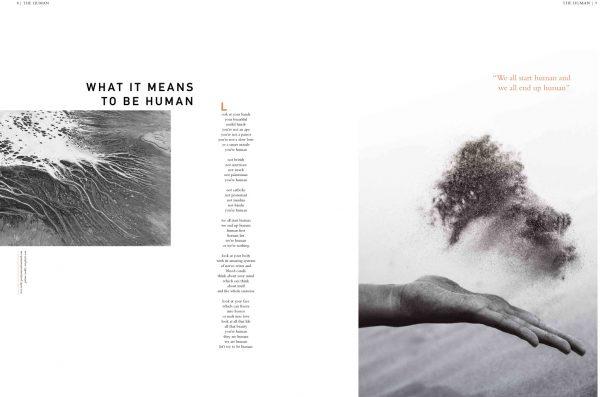 "Magazin ""Here / there"" von Jessica Bernhart (c) NDU/Bernhart"