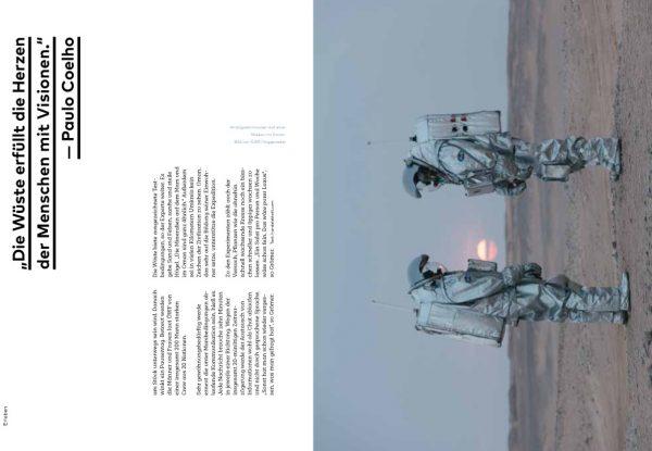 Magazin Mars von Sarah Blum (c) NDU/Blum