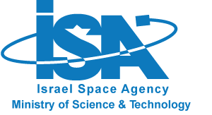Logo Israel Space Agency