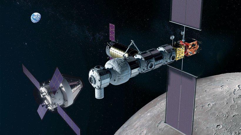 Lunar Orbital Gateway