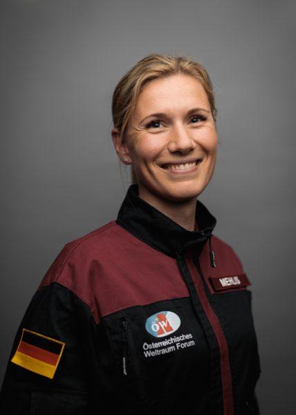 Anika Mehlis (c) ÖWF (Florian Voggeneder)