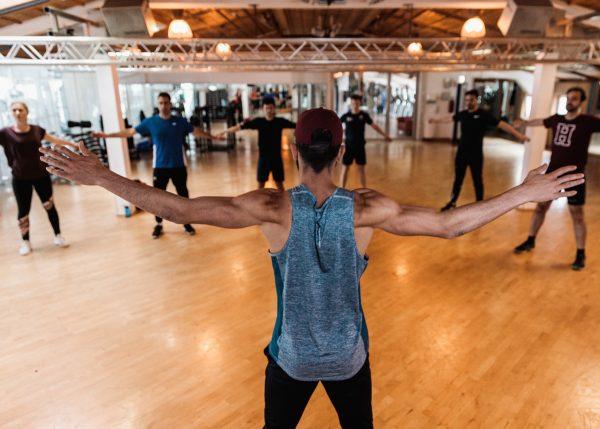 Fitness Training (c) OeWF (Florian Voggeneder)