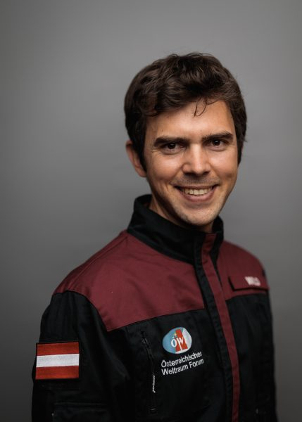 Robert Wild, analog astronaut (c) OeWF (Florian Voggeneder)