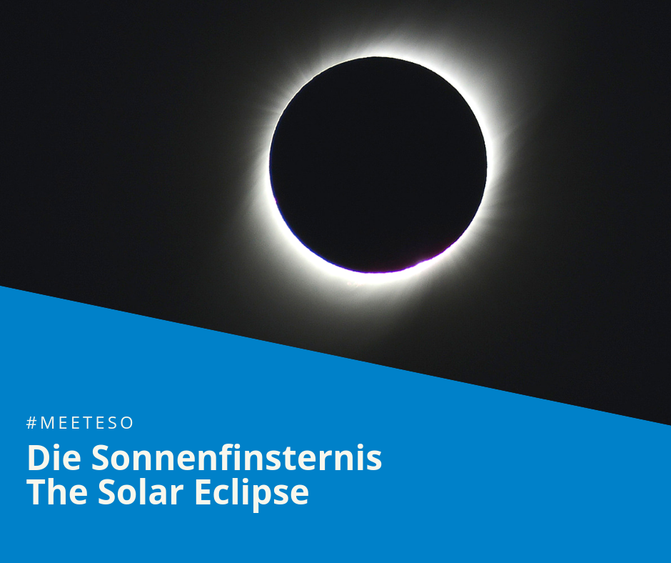 #MeetESO – a solar eclipse over La Silla