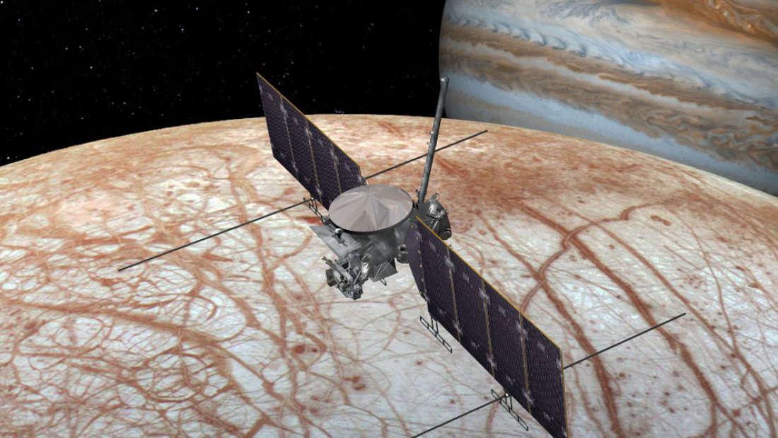 NASA´s Europa Clipper Mission – Grünes Licht für Phase C