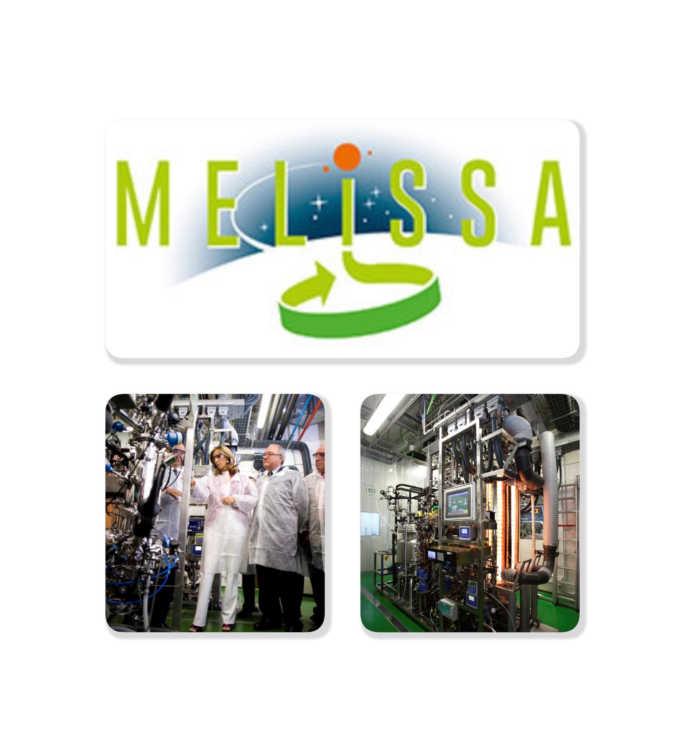 MELiSSA – Europas regeneratives  Lebenserhaltungssystem für Langzeitweltraummissionen