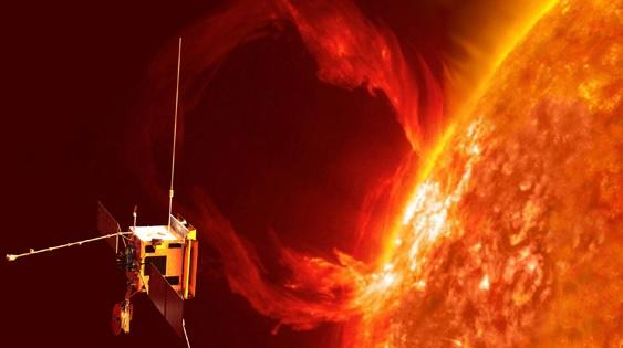 Heiß: Solar Orbiters Reise zur Sonne