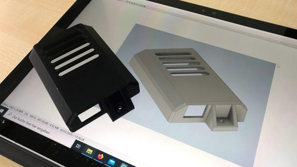 Vom 3D Modell zum Bauteil in 4 Stunden dank 3D Druckverfahren